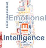 Emotional Intelligence Background Concept Stock Photo