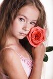 Emotional kid Royalty Free Stock Photos