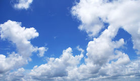 Emotional Sky Royalty Free Stock Images