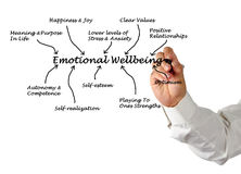 Emotional Wellbeing Royalty Free Stock Photography