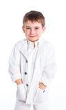 Emotionally kid. Royalty Free Stock Photos