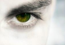 Emotioneel oog Royalty-vrije Stock Afbeelding
