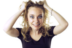 Emotions Royalty Free Stock Photography