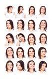Emotions Stock Photo