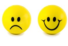 Emotions face Royalty Free Stock Photography