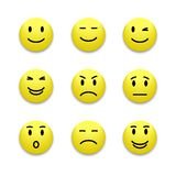 Emotions icon Royalty Free Stock Photos