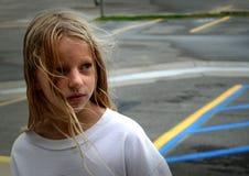 Emozione Fotografia Stock Libera da Diritti