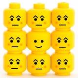 Emozione Fotografia Stock