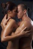Emozione & sensualità Fotografia Stock Libera da Diritti