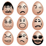 Emozioni Fotografie Stock Libere da Diritti