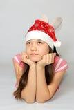 emozioni di Nuovo-anno. Fotografie Stock