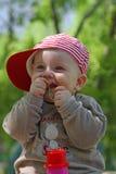 Emozioni positive Fotografie Stock Libere da Diritti