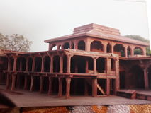 Emp Akbar& x27; casa de s Foto de Stock