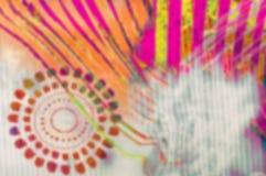 Empañe el fondo sedoso Imagen de fondo de la textura, tela de seda libre illustration