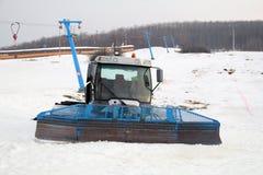 Empacotador da rota do esqui Imagens de Stock