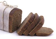 Empacotamento de pão escuro Imagem de Stock Royalty Free