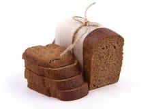 Empacotamento de pão escuro Fotos de Stock