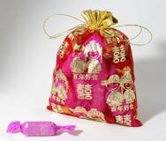 Empacotamento dos doces Imagem de Stock Royalty Free
