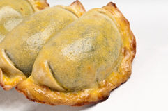 Empanada Close up Stock Photography