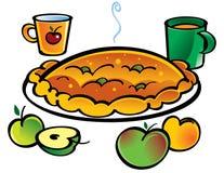 Empanada de Aplle libre illustration