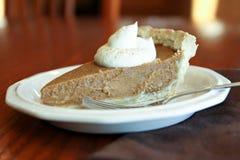 Empanada de calabaza Imagen de archivo libre de regalías