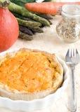 Empanada de calabaza Imagenes de archivo