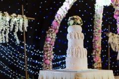 Empanada 8 de la boda fotografía de archivo libre de regalías