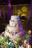 Empanada 8 de la boda Fotos de archivo