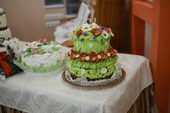 Empanada 8 de la boda Alta agudeza Bueno Fotografía de archivo libre de regalías