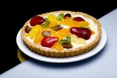Empanada de la fruta Imagen de archivo libre de regalías