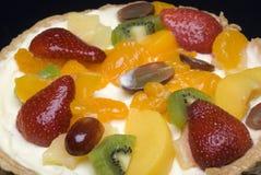 Empanada de la fruta Foto de archivo