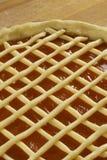 Empanada de la mermelada foto de archivo libre de regalías