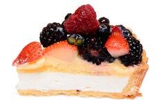 Empanada de la tarta de la baya foto de archivo libre de regalías
