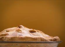 Empanada de manzana cocida al horno fresca Imágenes de archivo libres de regalías
