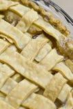 Empanada de manzana macra Imagen de archivo libre de regalías