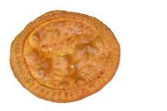 Empanada del Adygei con queso Imágenes de archivo libres de regalías
