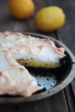 Empanada del limón Foto de archivo libre de regalías