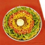 Empanada del Taco Fotografía de archivo libre de regalías