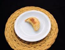 Empanada, Fleischtorte lizenzfreie stockfotografie