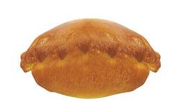 Empanada, Fleischtorte auf Weiß lizenzfreies stockbild