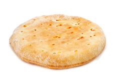 Empanada gallega, savory stuffed cake of Galicia, Spain Royalty Free Stock Photography