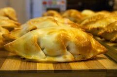 Empanada. Hecha en casa, homemade royalty free stock images