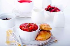 Empanada köttpaj Royaltyfri Bild