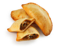 Empanada, meat pie Royalty Free Stock Images