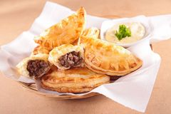 Empanada Royalty Free Stock Image