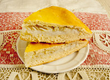 Empanada rusa Imagen de archivo