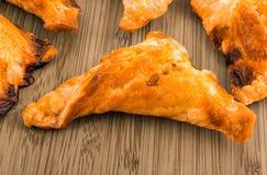 Empanada, samsa Fotografia Royalty Free