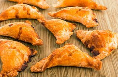 Empanada , samsa Stock Photography