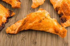 Empanada , samsa Royalty Free Stock Photography