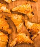 Empanada, samsa Stock Image
